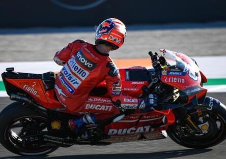 MotoGP 2019. Andrea Dovizioso: Una stagione molto buona, ma non ottima