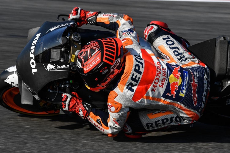 Test MotoGP a Valencia. Tante novità, tutti rincorrono Honda