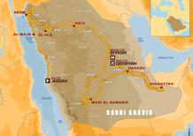 Dakar 2020. Presentata ufficialmente la Dakar Arabia Saudita