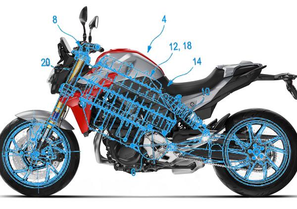 Moto elettrica BMW in arrivo?