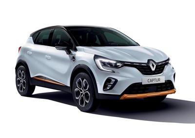 Renault Captur Catalogo E Listino Prezzi Renault Captur