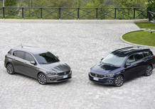 Fiat Tipo 5 porte e Station Wagon [Video prime impressioni]