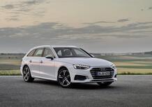 Audi A4 Avant e A5 Sportback g-tron, arriva il restyling