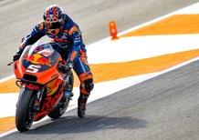 Zarco firma con Ducati Avintia