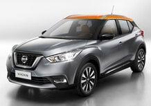 "Nissan Kicks: nuovo crossover ""sudamericano"""