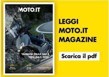 Magazine n° 406, scarica e leggi il meglio di Moto.it
