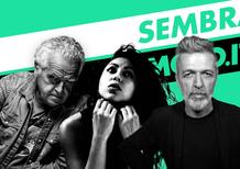Sembra Moto.it, la puntata più hot è con Gigi Soldano, Toni Thorimbert e Medea Teixeira