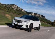 Peugeot e-2008, 320 km di autonomia per la nuova SUV elettrica francese [Video]