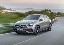 Nuova Mercedes GLA: ora è un po' più SUV