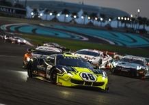 12 ore Abu Dhabi: Valentino Rossi sul podio nell'assoluta. Vittoria in Pro-Am [VIDEO]