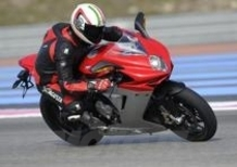 La nuova MV Agusta F3 calzerà le Pirelli Diablo Rosso Corsa