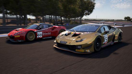 Nuevas características relacionadas con la aerodinámica en Assetto Corsa Competizione, ¡cuidado de estar demasiado cerca de los oponentes!