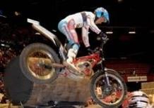 Matteo Grattarola vince la prima prova del Campionato Italiano Trial Indoor