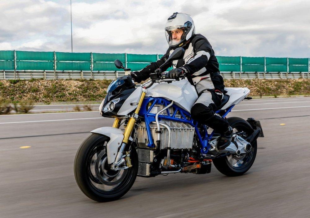 La E-Power-Roadster Prototype