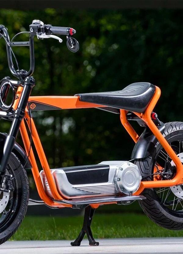 Scooter elettrico Harley. Sempre più vicini alla produzione