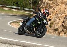 Kawasaki Z650 2020, TEST: squadra che vince, non si cambia!