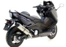 Leovince SBK. Impianto completo LV ONE omologato EVO II per Yamaha TMax 2012