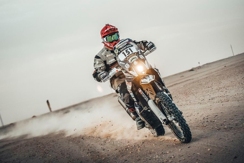 Africa Eco Race. D-7. La prima vittoria di Paolo Lucci!