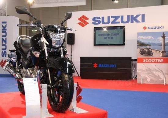 Suzuki Inazuma 250. Svelati i prezzi