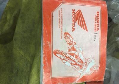 Manuale Honda CR125R 1991 - Annuncio 7952961