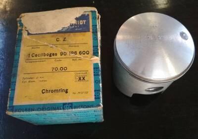 Pistone Originale CZ 250 anni 70 - Annuncio 7954339