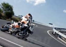 KTM 990 Supermoto R con ABS di serie a 11.495 Euro