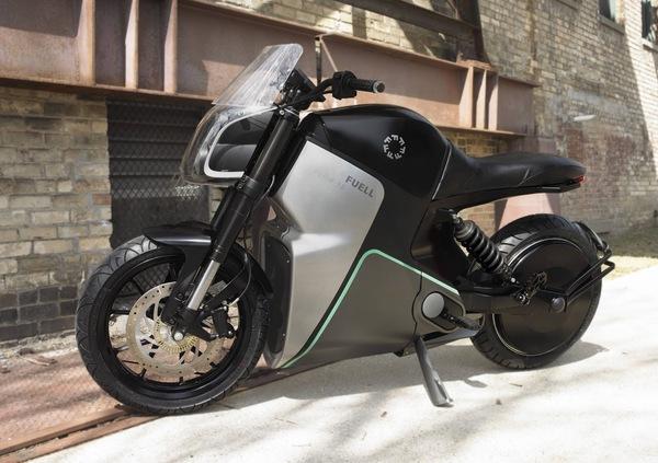 Fuell Fllow. La moto elettrica di Erik Buell in consegna nel 2020