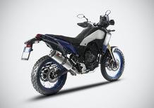 Zard: nuovo scarico per Yamaha Ténéré 700