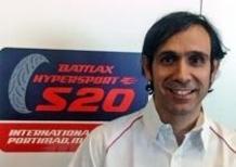 Nuovi Bridgestone Battlax Hypersport S20. Ce ne parla Andrea Gramegna