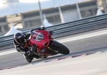 Ducati Panigale V4S 2020. Test Anteprima