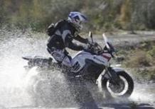 Yamaha XT1200Z Worldcrosser. Seconda tappa, la montagna