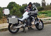 CFMoto e KTM: arriva una moto Adventure 800? Ecco le foto!