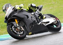 """Test SBK. Alvaro Bautista: """"Voglio riportare la Honda a vincere in Superbike"""""""