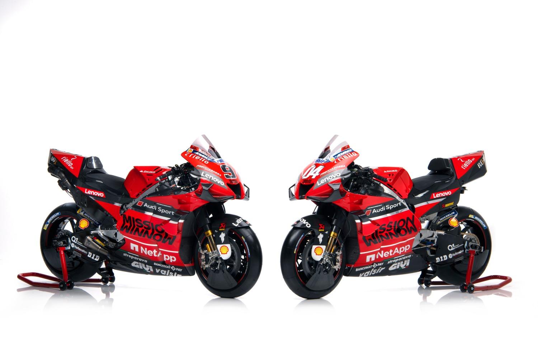 MotoGP. Ducati 2020. Dall'Igna: Secondo? Significa perdere…