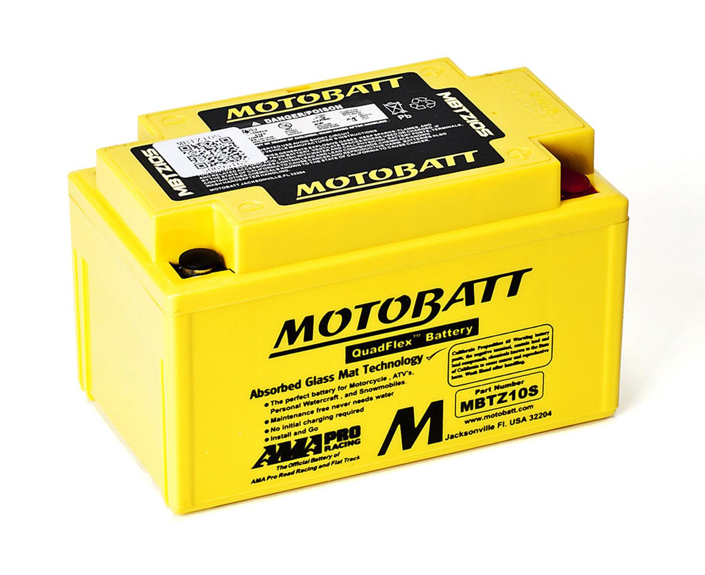 Bergamaschi presenta le batterie Motobatt