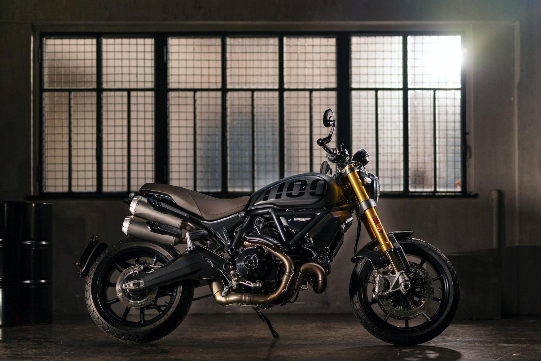 Nuova Ducati Scrambler 1100 Pro in arrivo a marzo