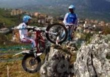 Campionato Italiano Trial Outdoor. 1ª prova a Oliveto Citra