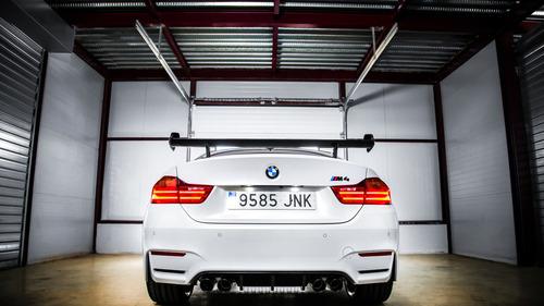 BMW M4 Competition Sport: esclusività spagnola (8)