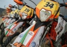 Il Trofeo Enduro KTM Husaberg ha preso il via da Albenga