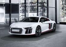 """Audi R8 """"selection 24h"""", passione per le corse"""