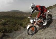 KTM Freeride 350.  Dal concept al debutto