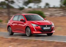 Peugeot 208: nuovo serie speciale Allure Navi Pack