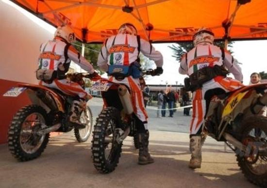 Enduro e Motocross: su la targa, giù i decibel