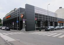 Harley-Davidson Gate32 inaugura a Milano sabato 14