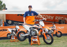 Ride in the USA. Le KTM minicross 2017 con Dungey