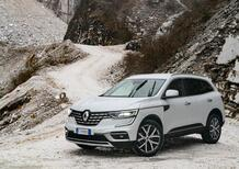 Nuovo Renault Koleos 2020: D-SUV integrale e polivalente [video]
