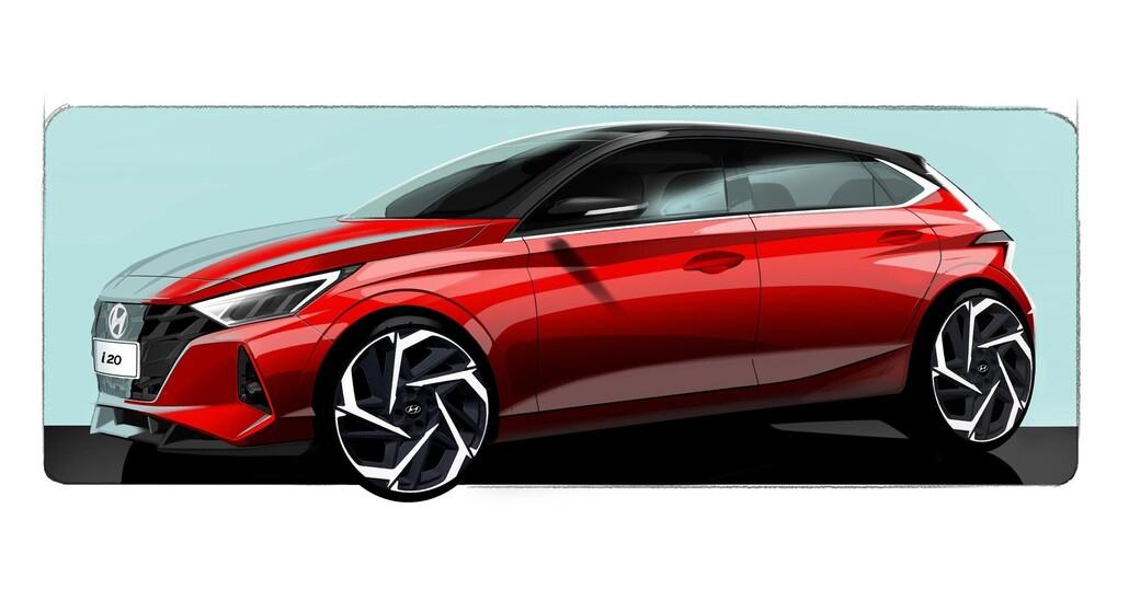 Hyundai i20 2020 come cambier al Salone di Ginevra