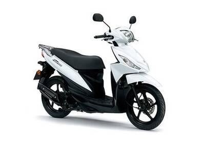 Suzuki Address 110 (2018 - 20) - Annuncio 7977308