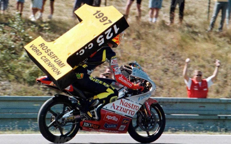 Valentino Rossi: 25 stagioni di Motomondiale. In 25 scatti