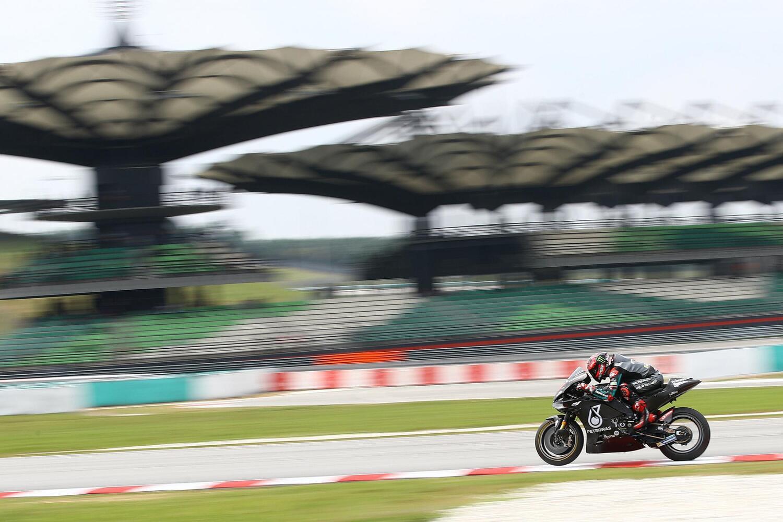 Test MotoGP a Sepang, Day 2 - Fabio Quartararo primo anche con la Yamaha 2020